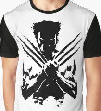 James Howlett - Weapon X Graphic T-Shirt