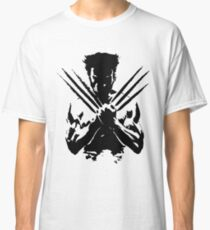 James Howlett - Weapon X Classic T-Shirt