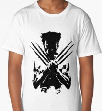 James Howlett - Weapon X Long T-Shirt