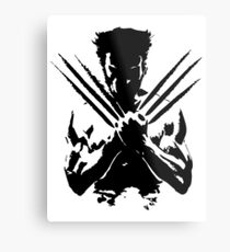 James Howlett - Weapon X Metal Print