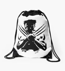 James Howlett - Weapon X Drawstring Bag