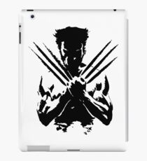 James Howlett - Weapon X iPad Case/Skin