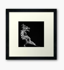 dragon born Framed Print