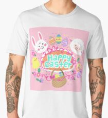 Happy Easter Men's Premium T-Shirt