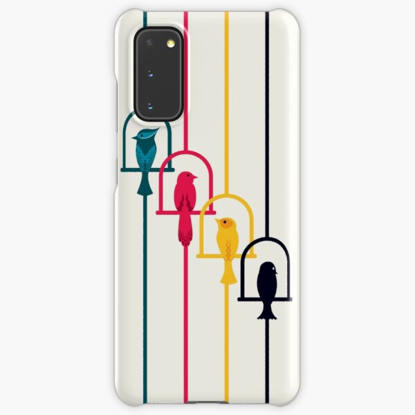 Chime in CMYK Samsung Galaxy Snap Case