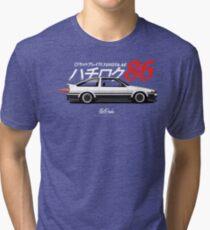 AE86 Trueno Tri-blend T-Shirt
