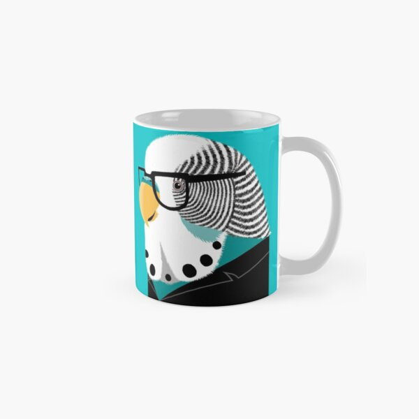 Birdbrain mug Classic Mug