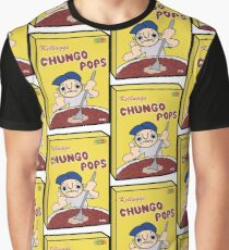 Chungo Pops Graphic T-Shirt