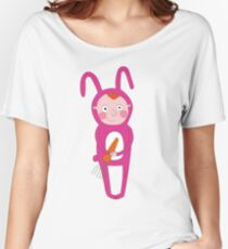Sweet little bunny Women's Relaxed Fit T-Shirt