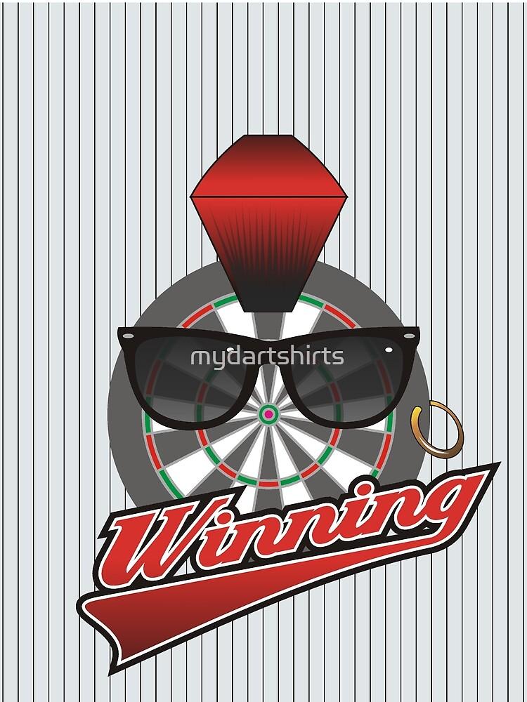 Winning Darts Team by mydartshirts