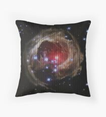 Knitted V838 Mon Throw Pillow