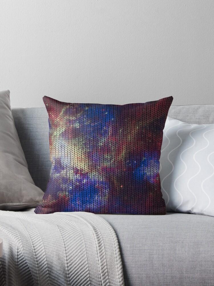 Knitted Tarantula Nebula by encrouched