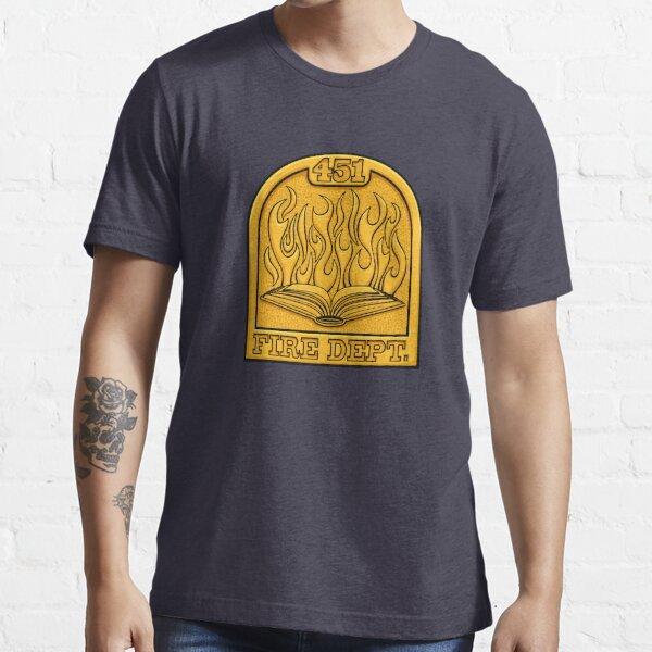 Fire Department 451 Essential T-Shirt