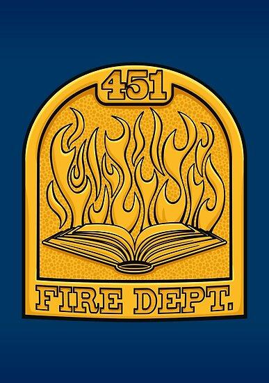 Fire Department 451 by DoodleDojo