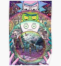 The Ricks Must Be Crazy Poster