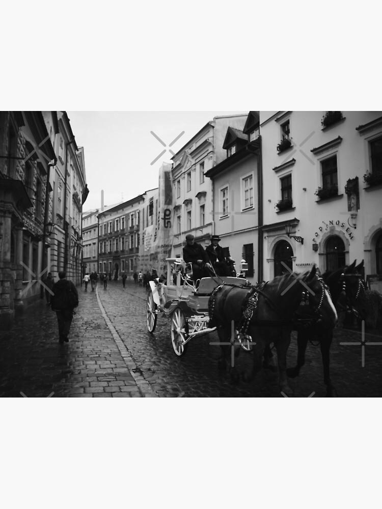 Kanonicza Street, Krakow, Poland by jameschaos