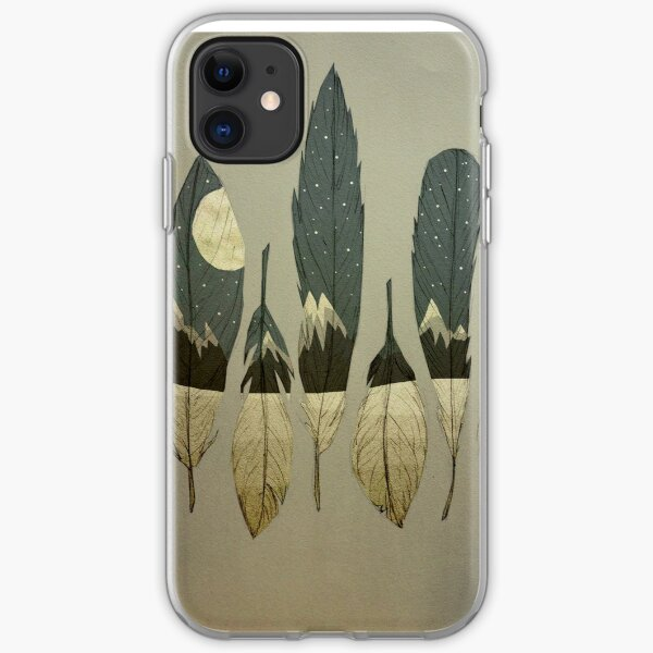 The Birds of Winter iPhone Soft Case