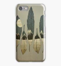 The Birds of Winter iPhone Case/Skin