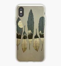The Birds of Winter iPhone Case