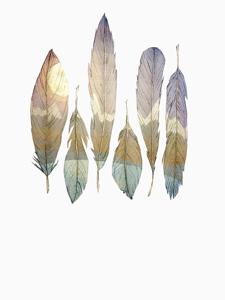 Mountain Birds by MaiaWalczak