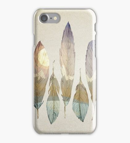 Mountain Birds iPhone Case/Skin