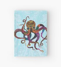 Electric Octopus Hardcover Journal