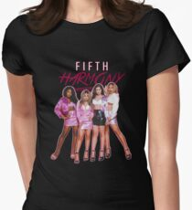 FIFTH HARMONY NEW PHOTO Womens Fitted T-Shirt