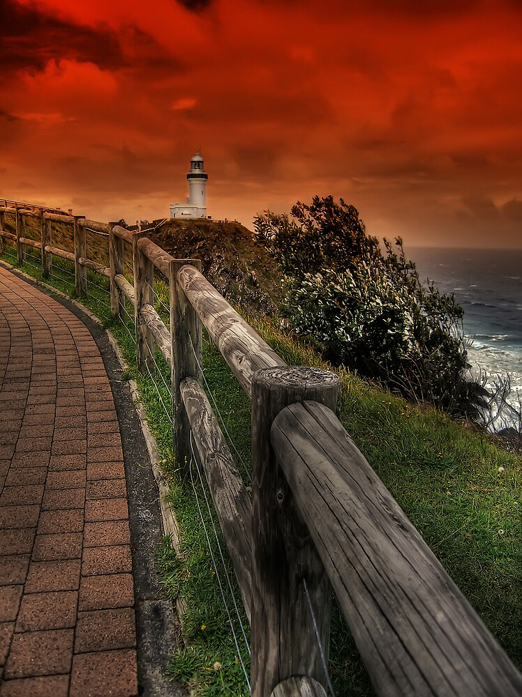 Byron Bay Lighthouse, New South Wales by David James