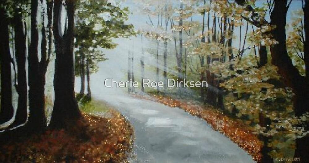 Forest Path by Cherie Roe Dirksen