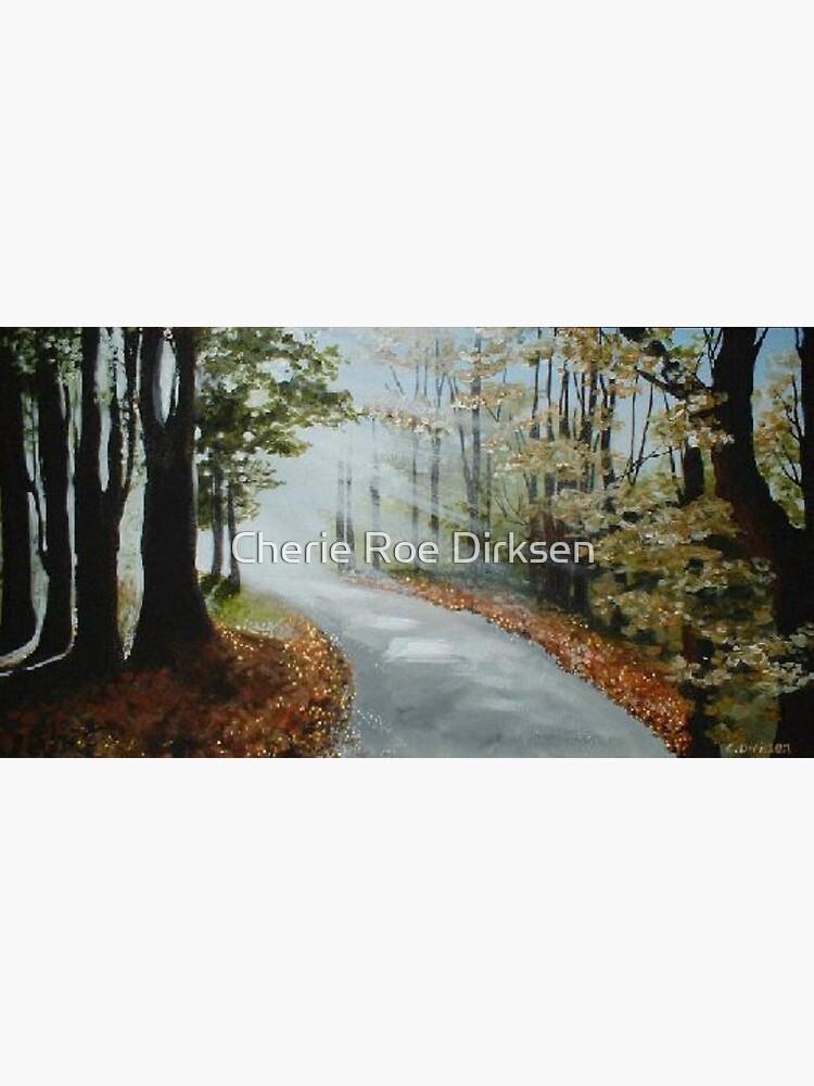 Forest Path by cheriedirksen