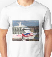 Impressive Flagship, Southampton Unisex T-Shirt