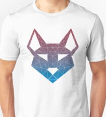 "Geometric Canine - ""Booze"" Inverted Unisex T-Shirt"
