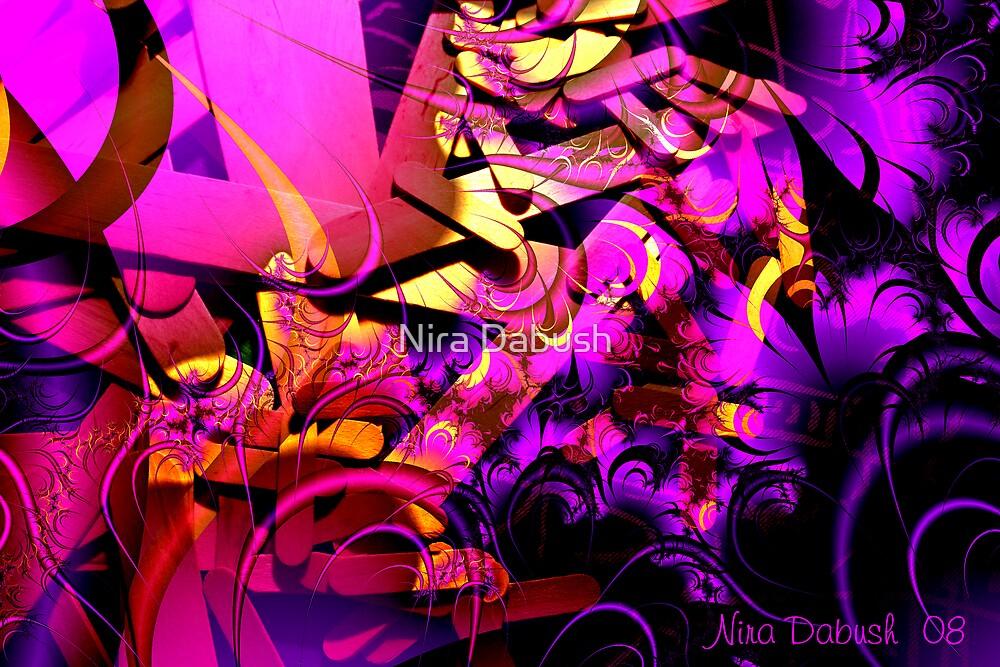 Extotic Atmosphere of Sticks by Nira Dabush