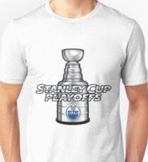 Edmonton Oilers NHL Playoffs Unisex T-Shirt