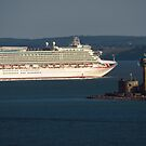 Approaching The Solent by wiggyofipswich