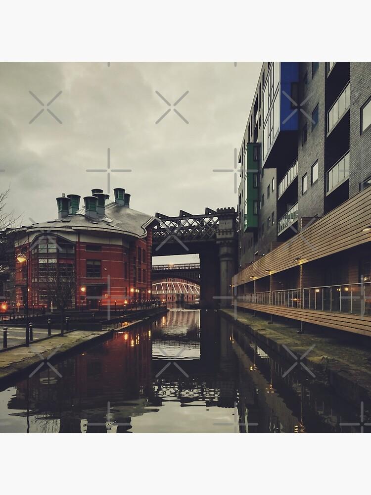 Castlefield, Manchester by jameschaos
