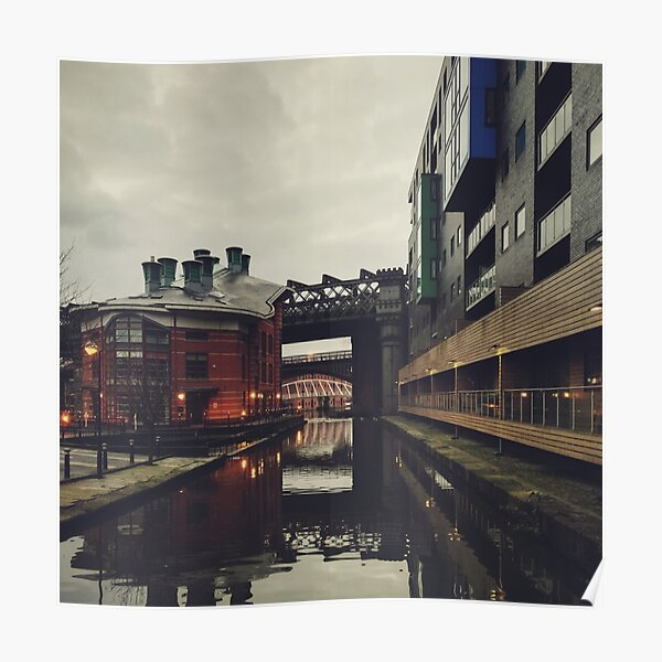 Castlefield, Manchester Poster