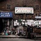 Local shop by Matthew Bonnington