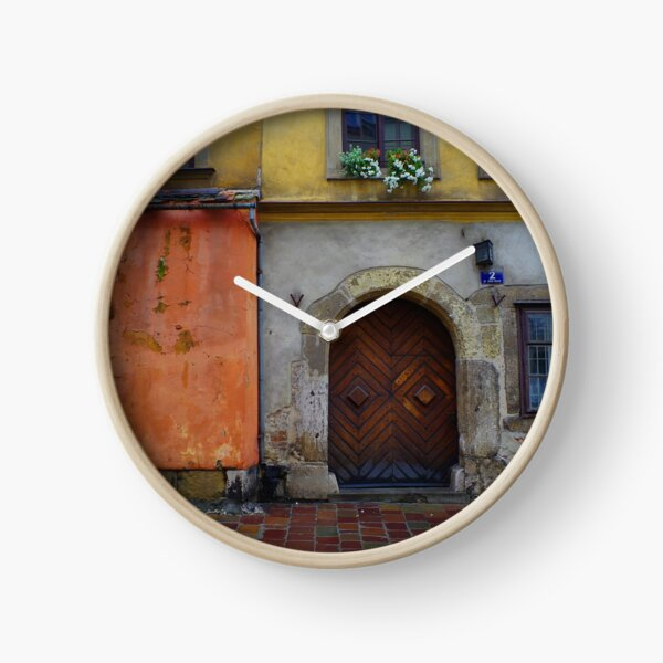 Beauty of Cracow Clock