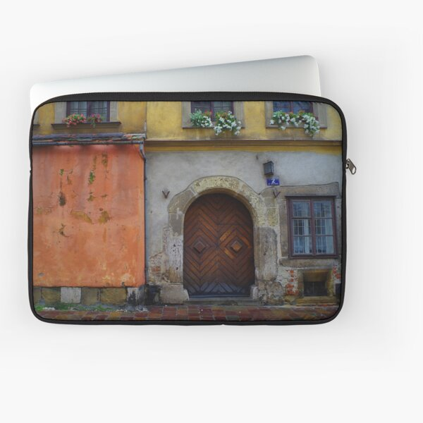 Beauty of Cracow Laptop Sleeve