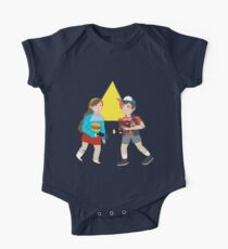 Dipper and Mabel  One Piece - Short Sleeve
