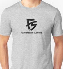 Featherscale FS Logo black T-Shirt