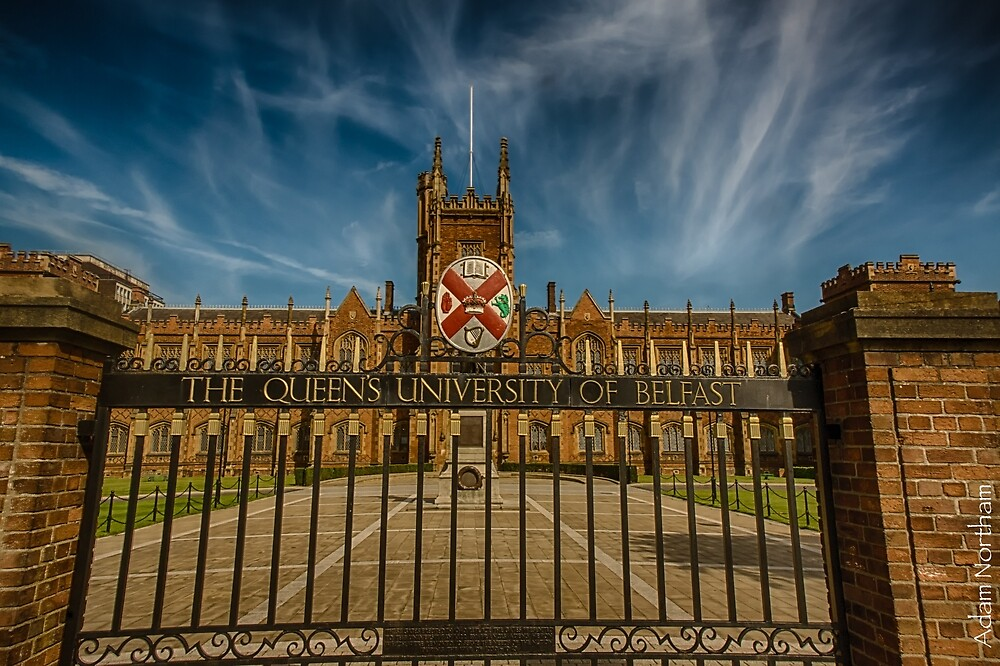The Queen's University by Adam Northam