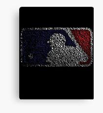 MLB Canvas Print