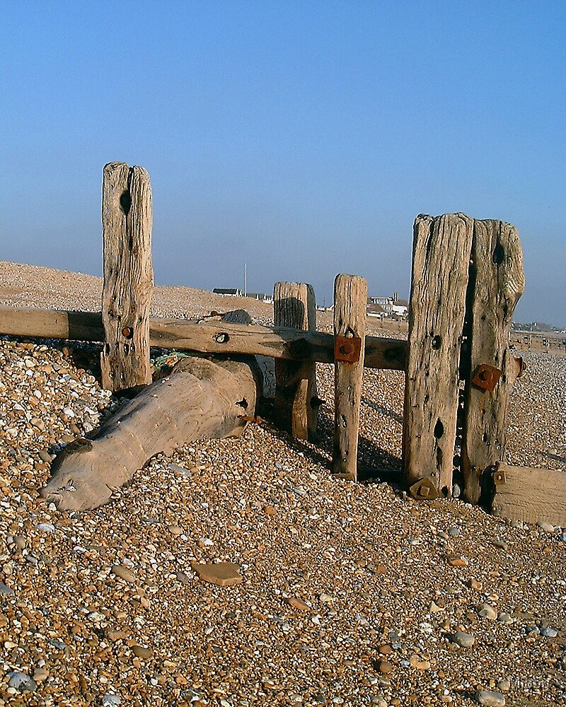 Sussex Beach by Mibby