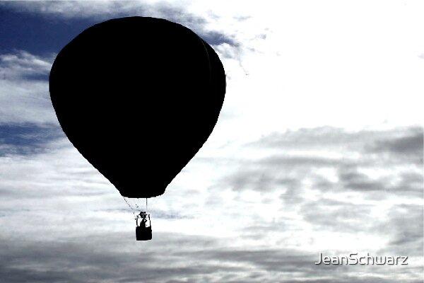 Balloon Voyage by JeanSchwarz