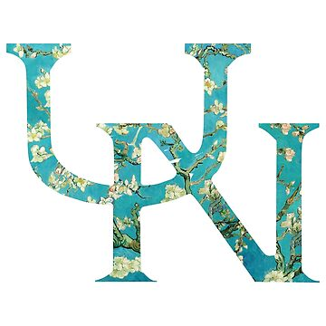 Calm Blue UN Logo by Tazberry