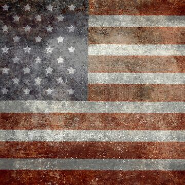 """Old Glory"" The Star-Spangled Banner - Our Flag our Nation USA by Bruiserstang"