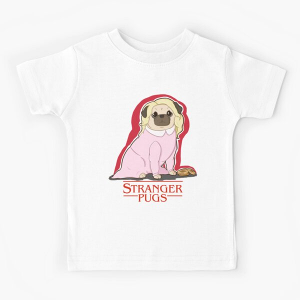 Pugs extraños - Once Camiseta para niños