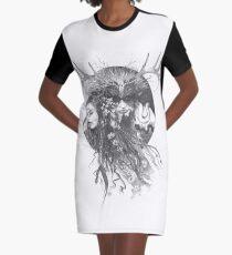 Beltane Graphic T-Shirt Dress